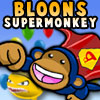 Bloons Supermonkey game online