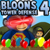 Bloons Tower Defense 4 game online