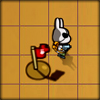 Bunny Flags game online