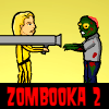 Flaming Zombooka... game online