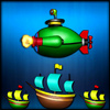 Green Submarine game online