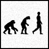 Human evolution game online
