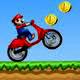 Mario Bros Motobike