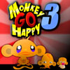Monkey GO Happy 3 game online