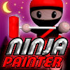 Ninja Painter game online