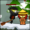 Ninja and Blind Girl game online