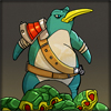 Penguin Overlord... game online