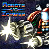 Robots vs Zombies game online