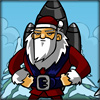 Rocket Santa game online