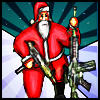 Santa Kills Zomb... game online