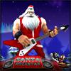 Santa Rockstar 4 game online