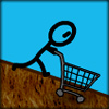 Shopping Cart Hero 3 game online