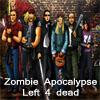 Zombie Apocalypse Left ... game online