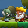 Zombie at the Ga... game online