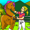 Lovely Horse game online
